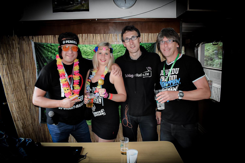 Im Schlagerexpress mit DJ Danny Malle