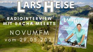 Im Interview mit Sacha Meerts von NOVUMFM