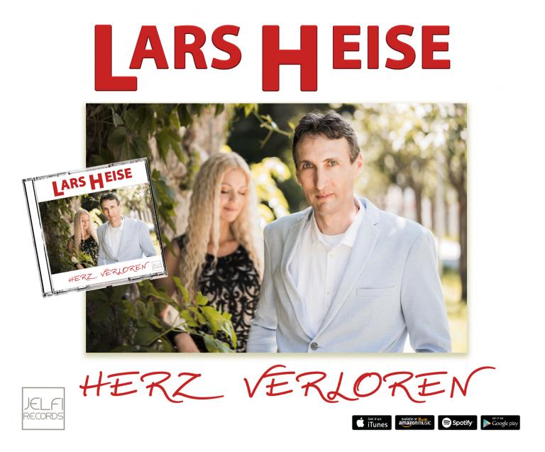 """New Single Release – """"Herz verloren"""" ab 24.09.2021 überall erhältlich!"""